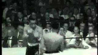 Ali vs Liston (1965) - First Minute. First Round.