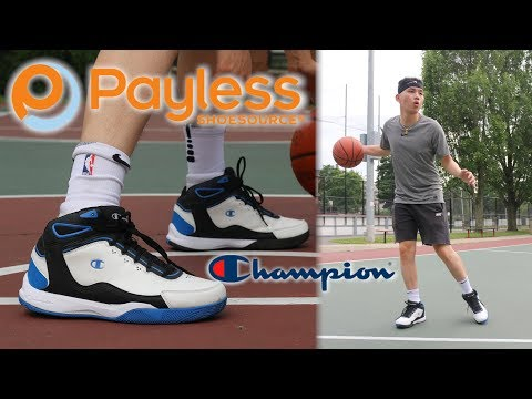 testing-cheap-champion-basketball-shoes-from-payless!