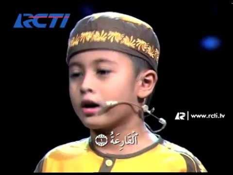 M.Kaila Aidam - QS. AL QORI'AH Surat ke 101 - Hafiz Indonesia