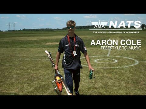 Aaron Cole IRCHA