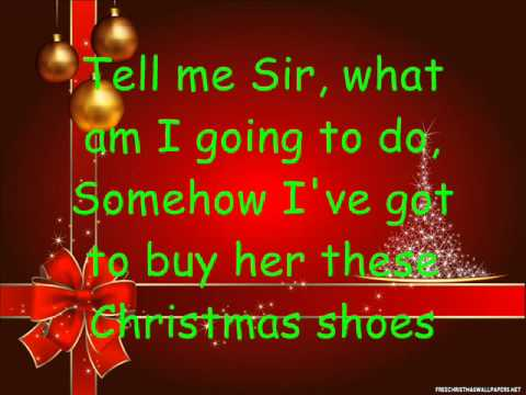 The Christmas Shoes Lyrics - GIFT
