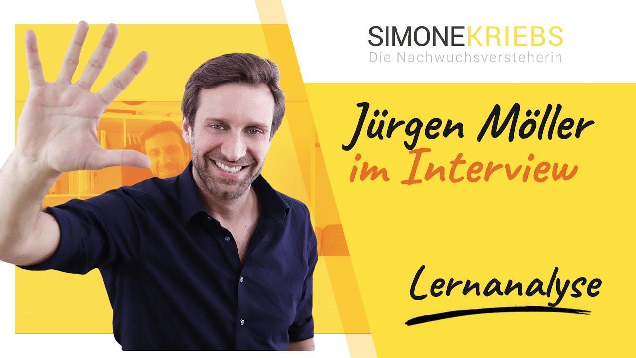 Lernen Macht Spass Interview Mit Jurgen Moller Simone Kriebs Youtube