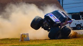 Monster Truck Freestyle - 2018 Bloomsburg Saturday Afternoon