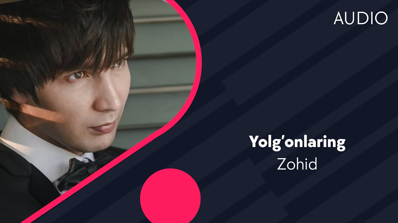 Zohid - Yolg'onlaring