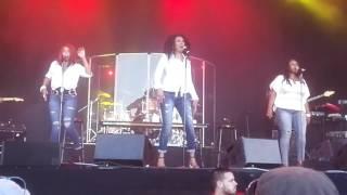 Pointer Sisters -  Neutron Dance -  Nostalgie Beach Festival Middelkerke 2016 08 13