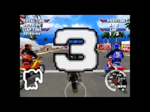 PlayStation - Championship Motocross - featuring Ricky Carmichael (1999)