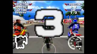 PlayStation - Championship Motocross - featuring Ricky Carmichael (1999)