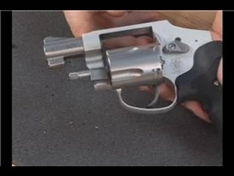 .38 Special Handgun Use :.38 S&W 642 Ammo