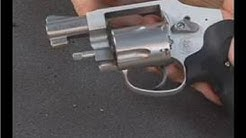 .38 Special Handgun Use : .38 S&W 642 Ammo