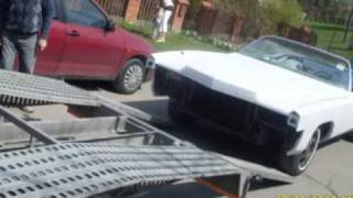 Cadillac Eldorado 1974 reborn