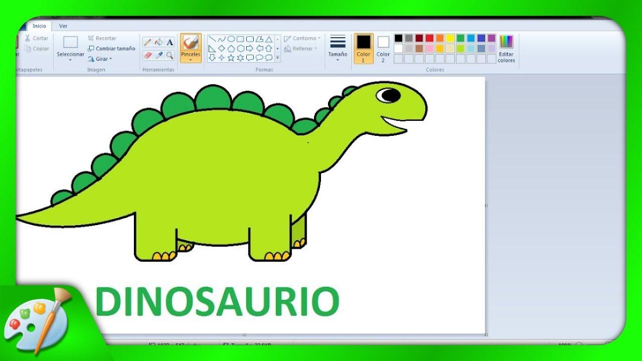 Qiuxiaoaa DIY Pintura para Colorear Animal Dinosaurio Modelo Dibujo Graffiti Educativos para ni/ños Doodle Juguetes Blanco En Blanco Fabricaci/ón Color Pintura Molde Stegosaurus