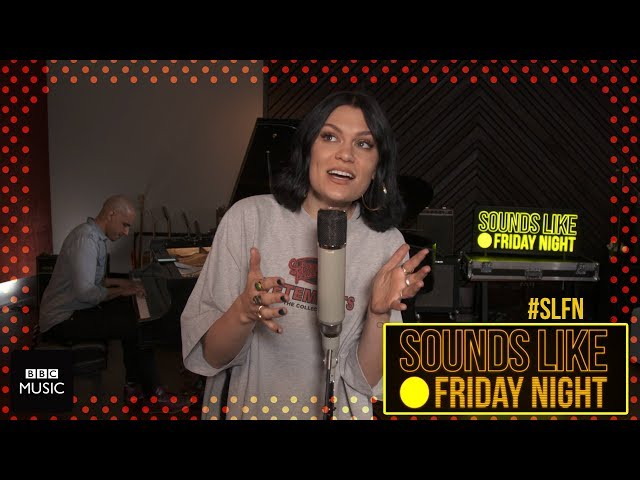 Jessie J takes on Gig In A Minute (on Sounds Like Friday Night)