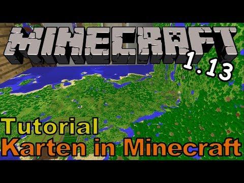 Minecraft Karte Kopieren.Minecraft Tutorial 32 Karte Youtube