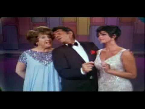Dean Martin, Lainie Kazan & Ethel Merman