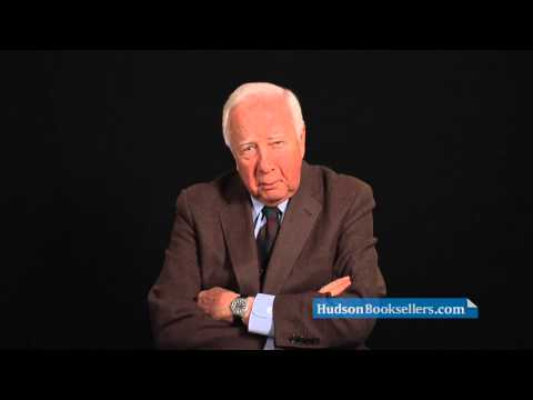 David McCullough Welcomes Travelers To Hudson Booksellers