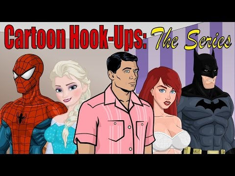 Cartoon HookUps: The Series  Pilot