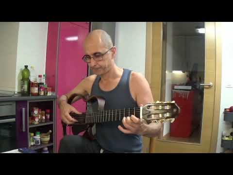 Mola Mazo  Camilo Sexto  guitarra fingerstyle  free TAB