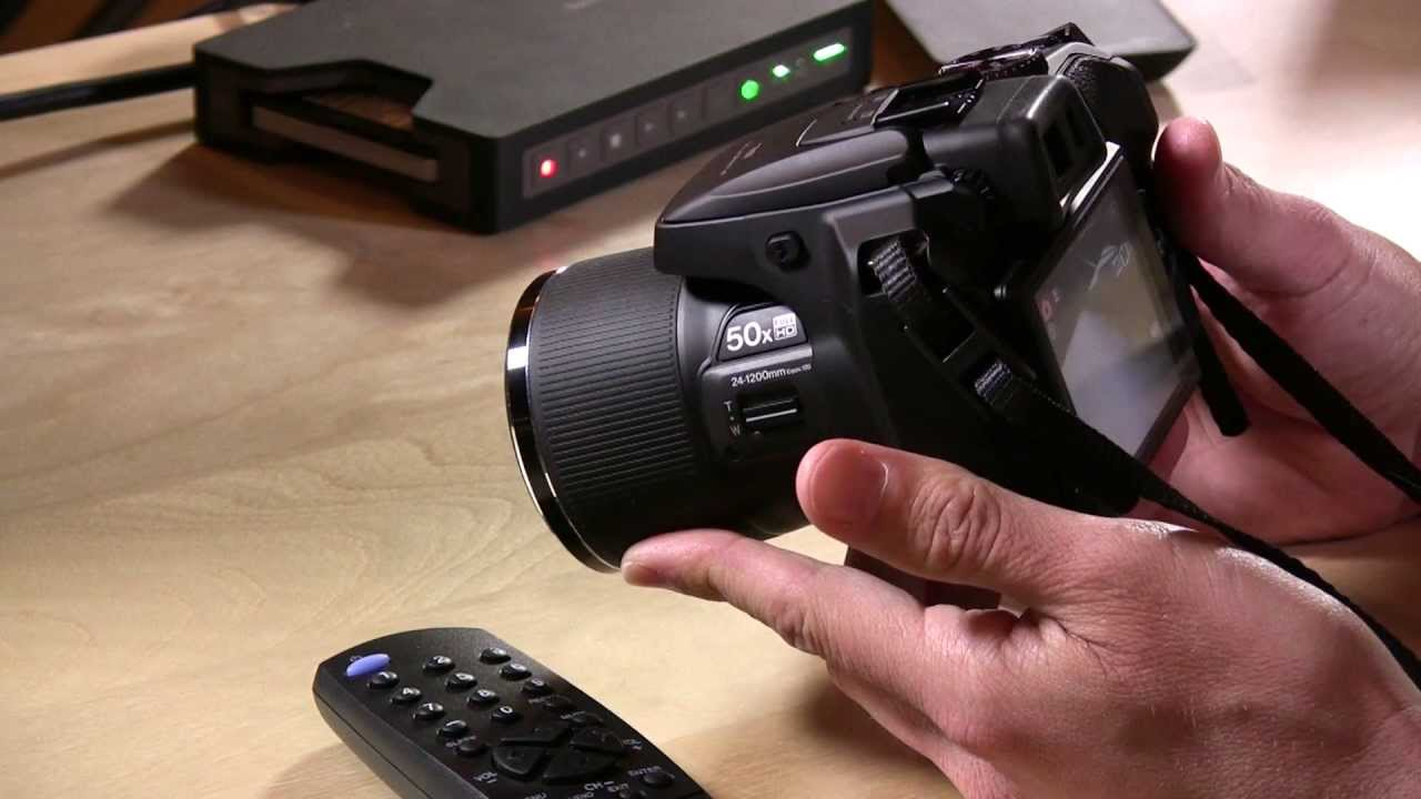 Fujifilm Finepix SL1000 video footage with zoom - YouTube
