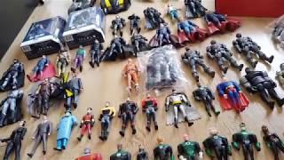 Huge DC Haul (Multiverse, Justice League Unlimited, DC Films, Kenner)