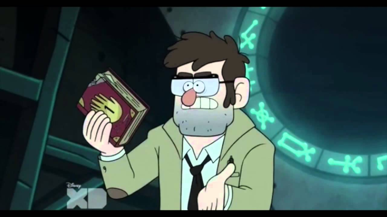 Reverse Falls Wallpaper Gravity Falls A Tale Of Two Stans Stanford Gets Sucked