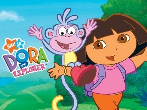 Dora the Explorer - Perrito's Puppy Tricks / Nick Jr ...
