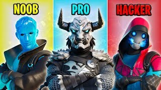 NOOB vs PRO vs HACKER - Fortnite Funny Moments #23