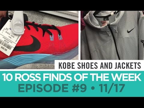 2c6a7c5a37d Ep.9 - 10 Ross Finds of the Week (11 17) - Kobe