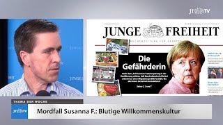 Ein Blick in die neue JF (25/18): Die Gefährderin