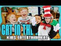Cat In The Hat Themed Birthday Parties