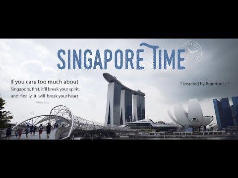 Singapore Time | Travel film inspired by Brandon Li
