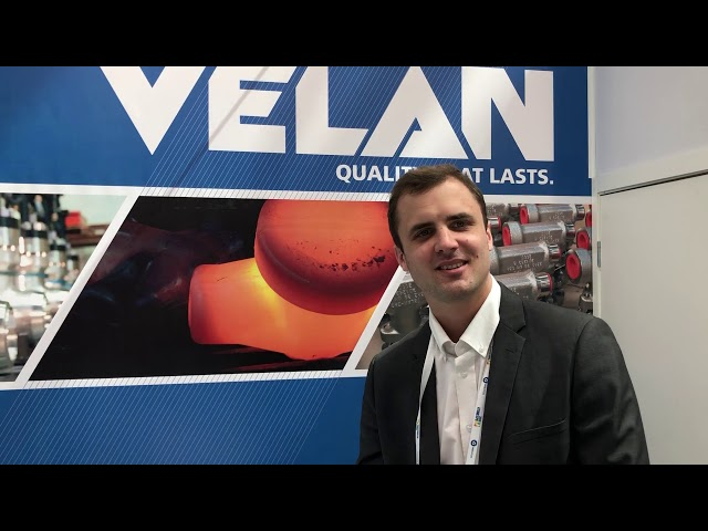 VELAN SAS Interview at Atom Expo 2019