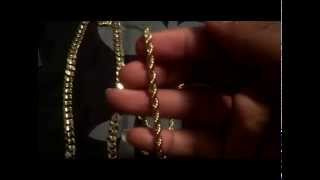 hiphopbling com chains review with on body