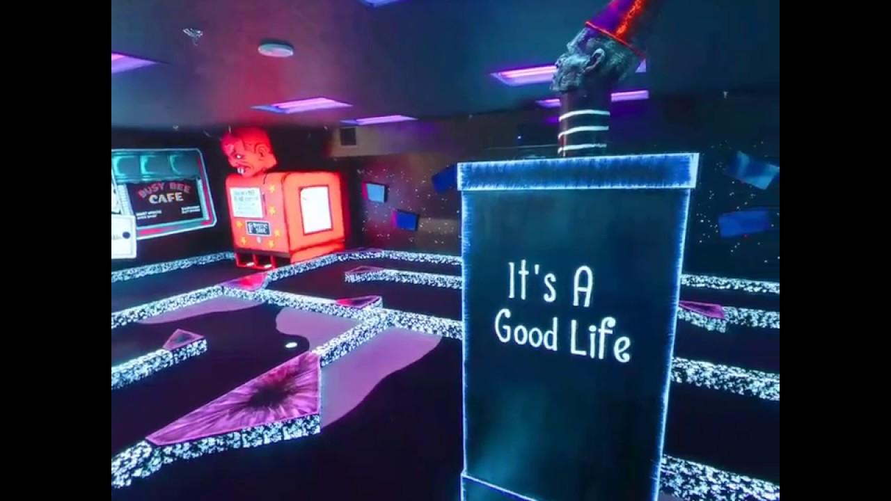 Oculus Go Virtual Reality Headset Wander App Traveling to Twilight Zone  Monster Mini Golf Las Vegas