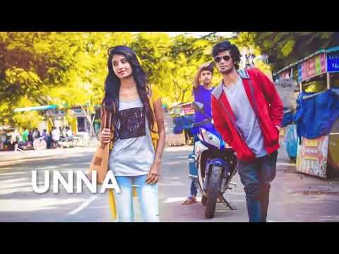 Unna Thandi Sellum Pothu Anbe Enna Nanum Marantha Full Lyrics Video Song