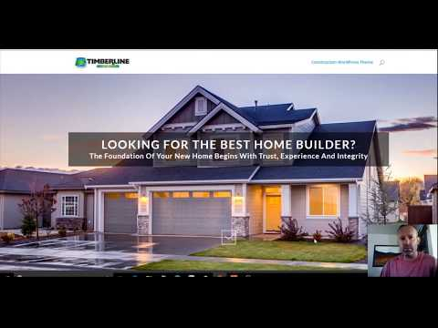 Construction WordPress Theme | Special Offer WebSuite Media