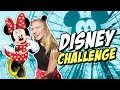 THE DISNEYBOUND CHALLENGE! (Squad Vlogs - Field Trip)