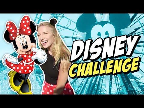 THE DISNEYBOUND CHALLENGE! (Squad Vlogs - Field Trip)