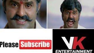 Chenna Kesava Reddy|| Super hit scene||Bala krishna||Tabu||shreya