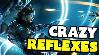 Overwatch - Craziest Reflexes