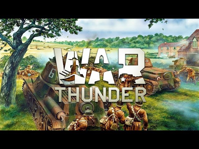 War Thunder: Event bataille de France!!!