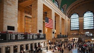 B&H - Рай для фотографа. iPhone 8. Центральный вокзал Нью-Йорка.
