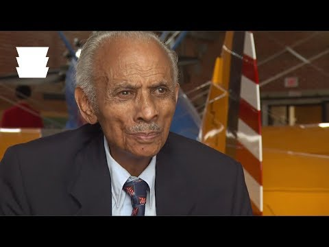 My Greatest Challenge - Tuskegee Airman Herbert Carter