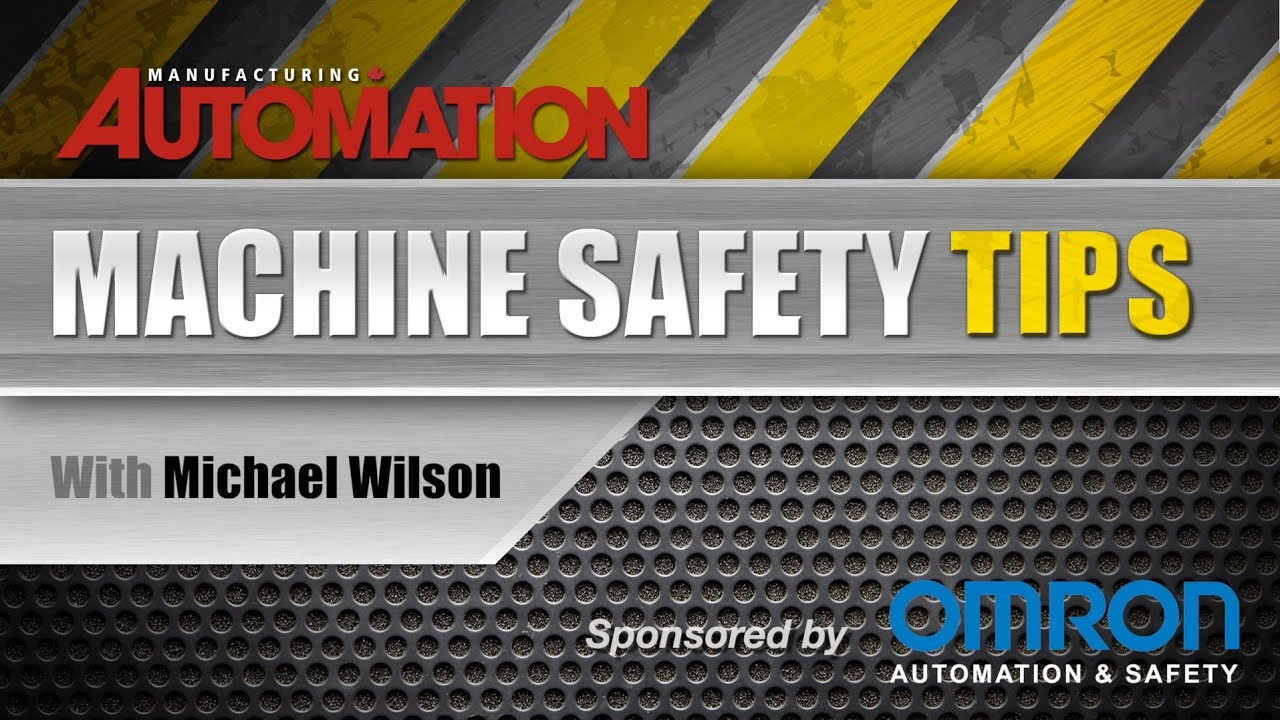 machine guarding safety tips