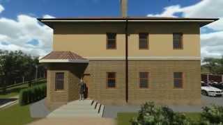 """Проект жилого двухэтажного дома """"Аллан 2"""""""