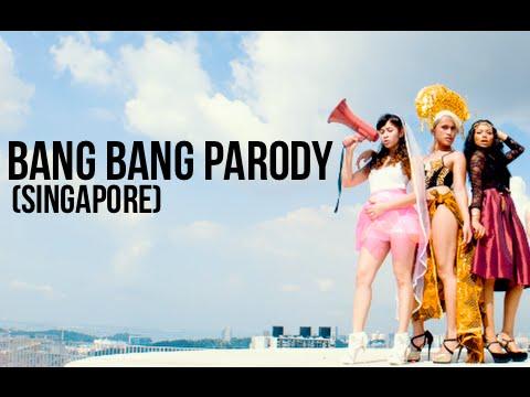 """""""ABANG-ABANG"""" (Bang Bang Parody Singapore)"""