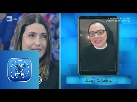 Claudia Koll Racconta La Sua Conversione - Vieni Da Me 28/05/2019