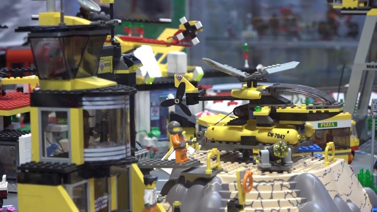 Video Největší LEGO® sbírka