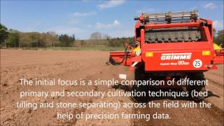 Introduction to Strategic Potato Farm (Scotland) May 2016