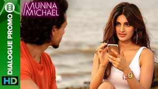 Munna Michael Dialogue Promo | Does Mahinder Bhai have a rival in love?