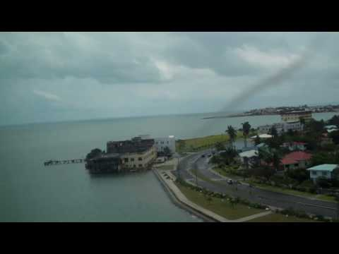 Flight from Belize City to  San Pedro, Ambergris Caye, Belize (Tropic Air)